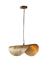 cheap -Artistic Nordic Style Pendant Light Copper Lighting for Living Dinning Bedroom Hotel Office Room E12/E14 Bulb not included