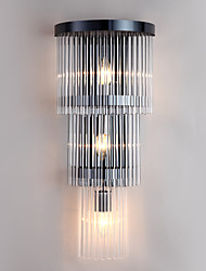 cheap -Post Modern Luxury Modern Crystal Creative Wall Lamp for Bedroom / Office /Balcony Decorate Home Wall Lighting Fixture