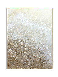 cheap -100% Hand painted By Professional Artist 2020 Handmade Abstract Landscape Oil Painting On Canvas Living Room Home Decor Gold Art Rolled Without Frame