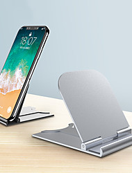 cheap -Mobile Phone Holder Stand For iPhone 11 Pro 8 XR Universal Desktop Holder For ipad Tablet 180 Degree Adjustable Bracket