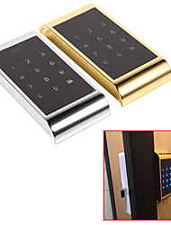 cheap -Hot Digital Touch Keypad Lock Password Key Access Lock Electronic Security Cabinet Coded Locker Door Hardware