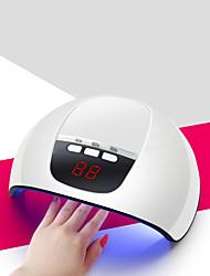 cheap -UV Gel Nail Lamp/Professional Nail Dryer 54W Professional Nail Dryer Nail Curing Light 3 Timer Setting Automatic Sensor with 18 pcs LEDs for Fingernail lGels UV Nail USB Powered Fast Shipping