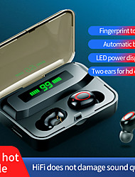 cheap -A1S TWS Earbuds Wireless Stereo Bluetooth Headphones Gaming Sports Earphones Touch Control Mini Headset