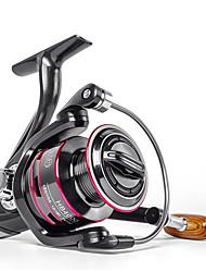 cheap -Fishing Reel Spinning Reel 5.2:1, 4.7:1 Gear Ratio+12 Ball Bearings Hand Orientation Exchangable Sea Fishing / Freshwater Fishing / Trolling & Boat Fishing