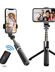 cheap -L03 Selfie Stick Wireless Bluetooth Selfie Tripod Foldable Handheld Monopod Tripod With Shutter Iphone Remote motion camera