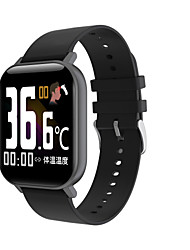 cheap -Body Temperature Monitoring Smart Watch T68 Men Women Smartwatch Android iOS Bluetooth Waterproof Full Touch Screen Heart Rate Monitor Blood Pressure Measurement Sports Timer Stopwatch Pedometer