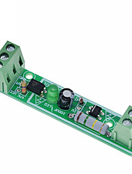 cheap -1-Bit AC 220V Optocoupler Isolation Module Voltage Detect Board Adaptive 3-5V For PLC Isolamento Fotoaccoppiatore Module