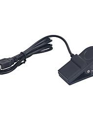 cheap -USB Charging Clip Dock Data Sync Charger For Garmin Fenix Chronos GPS Watch