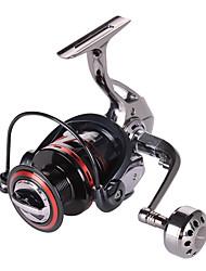 cheap -Fishing Reel Spinning Reel 5.2:1, 4.9:1 Gear Ratio+5 Ball Bearings Hand Orientation Exchangable Sea Fishing / Freshwater Fishing / Trolling & Boat Fishing