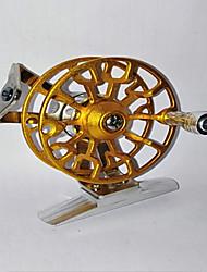 cheap -Fishing Reel Fly Reel 11 Gear Ratio Ball Bearings Sea Fishing / Freshwater Fishing / Trolling & Boat Fishing