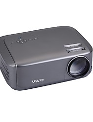 cheap -U68 LED Projector Mini Projector Multimedia System with HD Compatible Projection Screen
