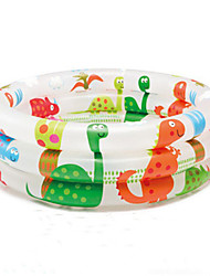 cheap -Water Play Equipment Kiddie Pool Inflatable Pool Party Favors PVC(PolyVinyl Chloride) Summer Dinosaur Pool Boys and Girls Kids