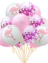 cheap -Party Balloons 10+5 pcs Turtle Leaves Party Supplies Latex Balloons Boys and Girls Party Birthday Decoration 12inch for Party Favors Supplies or Home Decoration