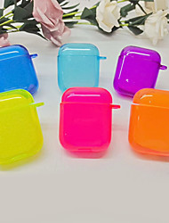 cheap -Case For AirPods / AirPods Pro Shockproof Headphone Case Soft