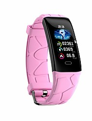 cheap -Ckyrin W1 B Men Women Smartwatch Android iOS Bluetooth Waterproof Touch Screen Heart Rate Monitor Blood Pressure Measurement Sports ECG+PPG Timer Stopwatch Pedometer Call Reminder