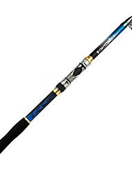 cheap -Fishing Rod Telespin Rod 270 cm Telescopic Extra Heavy (XH) Sea Fishing Freshwater Fishing General Fishing
