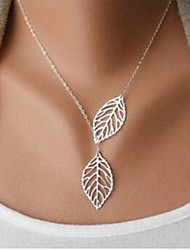 cheap -Chain Necklace Women's Lovely Wedding Silver Gold 30-50 cm Necklace Jewelry 1pc for Gift Prom Festival