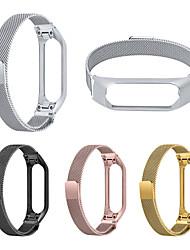 povoljno -Pogledajte Band za Samsung Galaxy Fit E SM-R375 Samsung Preklopna metalna narukvica Nehrđajući čelik Traka za ruku