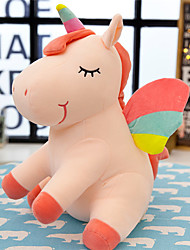 cheap -Stuffed Animal Plush Toys Plush Dolls Stuffed Animal Plush Toy Unicorn Animals Decompression Toys Comfy Cotton / Polyester Imaginative Play, Stocking, Great Birthday Gifts Party Favor Supplies All