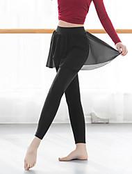 cheap -Ballet Pants Split Joint Women's Training Performance High Modal