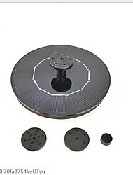 cheap -Anself Solar Powered Fountain Solar Panel Water Floating Fountain