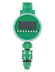 cheap -Automatic LCD Display Watering Timer Electronic Garden Watering Ball Valve Watering Timer Irrigation Controller For Home Garden