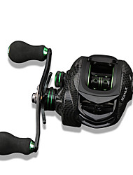 cheap -Fishing Reel Baitcasting Reel 7.1:1 Gear Ratio+18 Ball Bearings Right-handed / Left-handed Sea Fishing / Freshwater Fishing / Trolling & Boat Fishing
