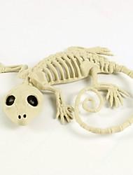 cheap -Skull Halloween Props Men's Decoration Skeleton Halloween Festival / Holiday Plastic Buff Men's Women's Easy Carnival Costumes