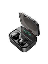 cheap -DUDAO X7 TWS True Wireless Headphones Bluetooth5.0 Earbuds Touch Control with 3600mah Charging Box Mobile Power for Smartphones Auto Pairing LED Power Display