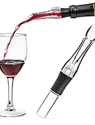 cheap -1Pc Acrylic Aerating Pourer Decanter Wine Aerator Spout Pourer New Portable Wine Aerator Pourer Wine Accessories