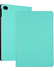 cheap -Case For Huawei MatePad T8 MediaPad M5 8 Shockproof Flip Full Body Cases  PU Leather TPU Solid Colored