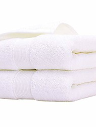 cheap -hand towels,100% cotton highly absorbent soft hand towel for bathroom 14 x 30 inch set of 2 & #40;white& #41;