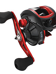 cheap -Fishing Reel Baitcasting Reel 8.1:1 Gear Ratio+18 Ball Bearings Right-handed / Left-handed Sea Fishing / Freshwater Fishing / Trolling & Boat Fishing