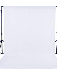 cheap -3x2m Green Screen Photo Background Photography Backdrops Washable Nonwoven Fabric Black White Green for Photography studio