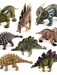 cheap -Dinosaur Toy Jurassic Dinosaur Simulation Plastic Kid's Stegosaurus Party Favors, Science Gift Education Toys for Kids and Adults