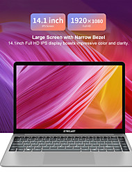 cheap -Teclast F7 Plus Laptop 14.1 inch Notebook 8GB RAM 256GB SSD Windows 10 Intel Gemini Lake N4100 Quad Core 1920 x 1080 Ultra Thin