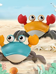 cheap -Wind-up Toy Bath Toy Pools & Water Fun Beach Toy Plastic Glossy Animals Adorable Creepy as Children's gift Spring, Fall, Winter, Summer for Toddlers, Bathtime Gift for Kids & Infants