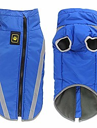 cheap -dog winter coat,reflective waterproof dog jacket,cold weather pet clothes for medium large dogs XL XXL