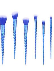 cheap -Professional Makeup Brushes 10pcs Professional Soft Full Coverage Comfy Plastic for Blush Brush Foundation Brush Makeup Brush Eyeshadow Brush