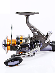 cheap -Fishing Reel Spinning Reel 5.0:1, 5.2:1, 4.1:1 Gear Ratio+10 Ball Bearings Hand Orientation Exchangable Sea Fishing / Freshwater Fishing / Trolling & Boat Fishing