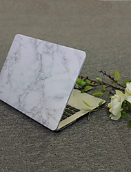 """cheap -MacBook Case Marble PVC(PolyVinyl Chloride) for MacBook Air 13-inch / New MacBook Pro 13-inch / New MacBook Air 13"""" 2018"""