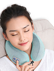 cheap -Cervical Spine Massager Neck Massager Electric U-Shaped Massage Pillow Shoulder Neck and Neck Hot Compress Physiotherapy Neck Protector Infrared Ray Magnetotherapy Three-Speed Power