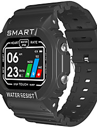 cheap -K16 Smartwatch for iPhone/Andrid Phones, Water-resistant Sport Tracker Support Heart Rate/Blood Pressure Monitor