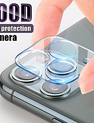 cheap -Transparent back cover camera lens screen protector protective ftempered glass for IPhone 11 Pro Max/11/11 Pro