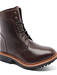 "cheap -but& #39;s lincoln rugged 6"" lace-up leather boot & #40;10, brown& #41;"