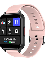 cheap -696 T82 Unisex Smartwatch Smart Wristbands Bluetooth Heart Rate Monitor Blood Pressure Measurement Sports Information Message Control Pedometer Activity Tracker Sleep Tracker Sedentary Reminder Find