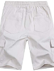 cheap -Men's Chic & Modern Sport Sports Going out Pants Wine Red Dark Gray Wine