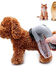 cheap -Portable Electric Pet Sucker Pet Hair Shed Not Spray Pet Hair Vacuum Grooming System Powered Pet Groomer Shed Vac Remover