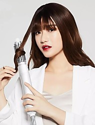 cheap -4 in 1 Negative Ion Air Comb Kit Brush For Hair Style Hair Dryer Dry Straighten Curl Homemade hairstyle
