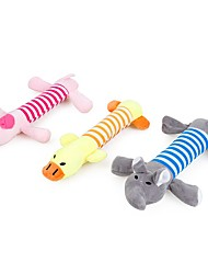 cheap -Chew Toy Squeaking Toy Interactive Toy Dog Play Toy Dog Cat 1pc Animal Pet Friendly Cotton Gift Pet Toy Pet Play